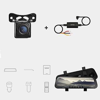 Fullskjerm auto cam bilopptaker stream media bil dvr