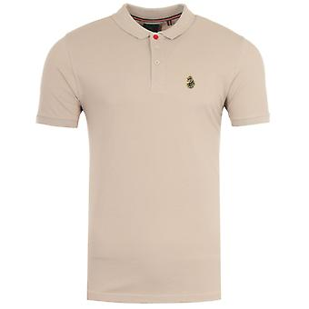 Luke 1977 Williams Polo Shirt - Taupe