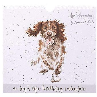 Wrendale Everlasting Birthday Calendar