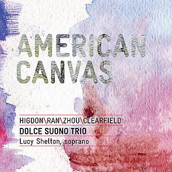Clearfield / Shelton - American Canvas [CD] USA import