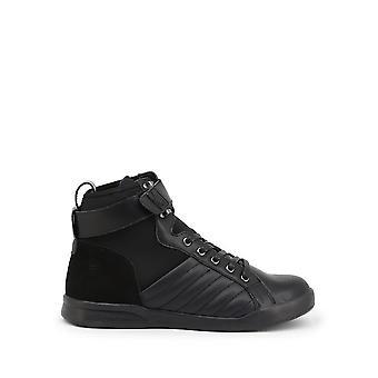 Marina Yachting - Shoes - Sneakers - SPARROW172M636955-BLACK - Men - Schwartz - EU 39