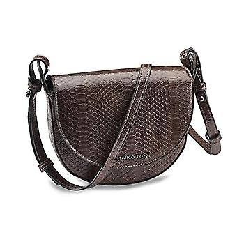 MARCO TOZZI Damen Handtasche 2-2-61033-25, 2-2-61033-25-Women's Bag, Kastanjeorm, normal