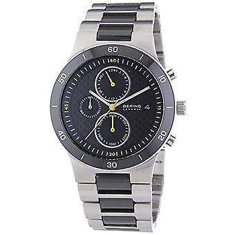 BERING Analog Watch Quartz Man with Stainless Steel Strap 33341-749