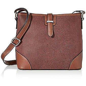 N.V. Bags - Women's shoulder bag in ash, ASH, Viola