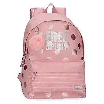 Movom Free Spirit Moda giovanile 31x42x17, 5 Centimeterss Rosa