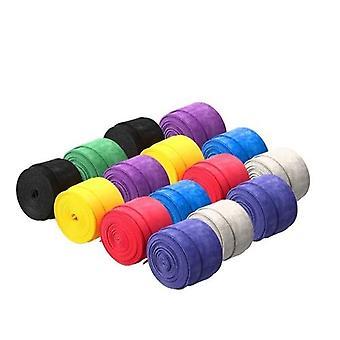 15Pcs Badminton Bat Sweatband