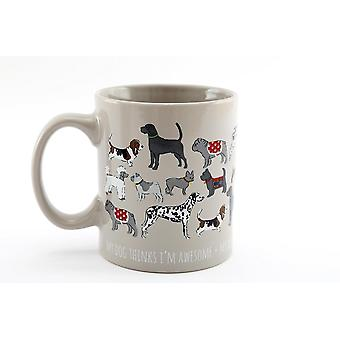 Pet Dog Coffee Tea Mug Animal design