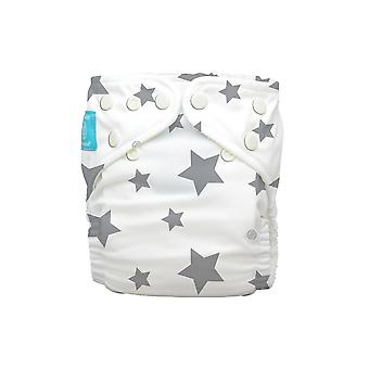 Charlie Banana® Organic One Size Reusable Diapers with 2 inserts