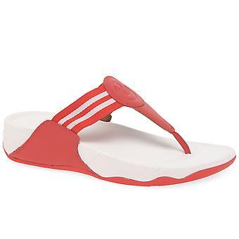 FitFlop™ Walkstar Sandalias de poste de dedo del pie de mujer