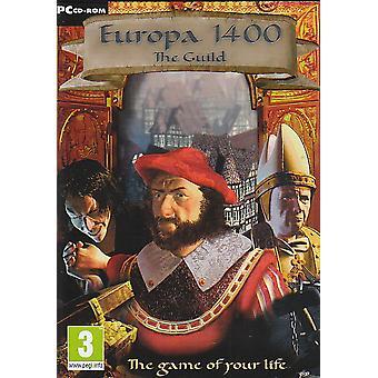Guild 1 Europa 1400 PC-Spiel