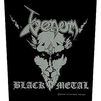 Venom - Black Metal Back Patch
