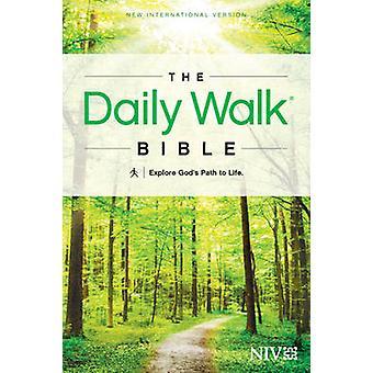 NIV Daily Walk Bible The by Edited by Walk Thru the Bible