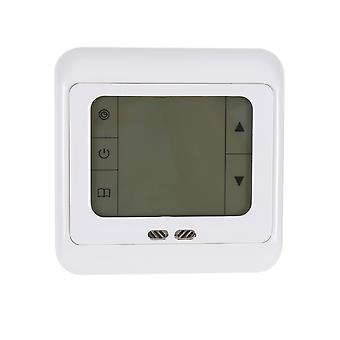 1 Pc Touch Screen Professional Underfloor Heating Thermostat For Living Room