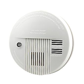 Détecteur de fumée fiable à double tension Détecteur de fumée portable Ls-828-14ad
