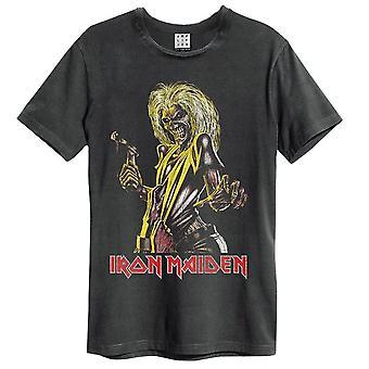Förstärkt Iron Maiden Killers T-shirt