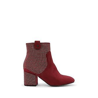 Roccobarocco - Sapatos - Botas de tornozelo - RBSC1JT01STD-BORDEAUX - Mulheres - escuras - EU 37