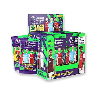 Premier League 2021/22 Adrenalyn XL Booster Box (70 Packungen)