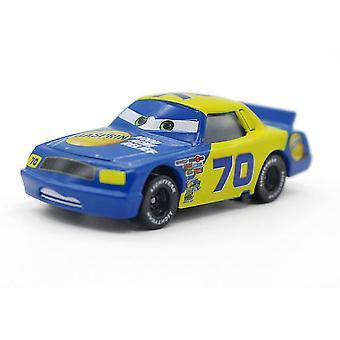 Autos Rennwagen Modell Nr. 70 Rennfahrer Gasprin Hood Ache Relief Kinder Spielzeug Auto Simulation