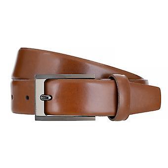 BERND GÖTZ Belt Men's Belt Leather Belt Cognac 1040