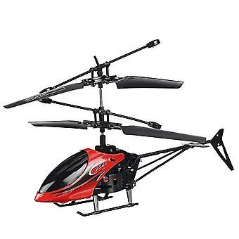 Мини дистанционного управления Вертолет 2ch Drop Устойчивый 2ch с led Light для детей Открытый игрушки
