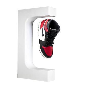 akryl magnetisk levitasjon flytende sko stativ holder maskinhyller 350-550g