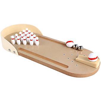 Mini bowling spil sæt