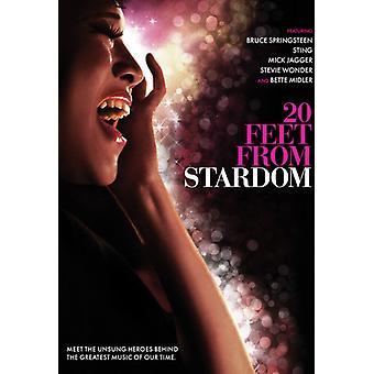 20 Feet From Stardom - Twenty Feet From Stardom [DVD] USA import