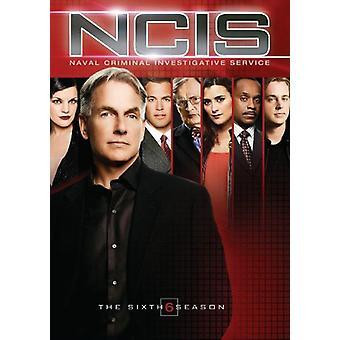 NCIS - NCIS: Sæson 6 [DVD] USA importerer