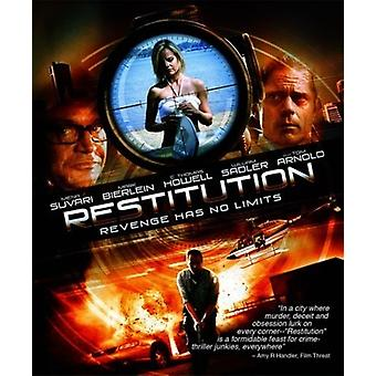 Restitution [Blu-Ray] USA import