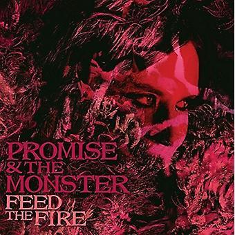 Promise & Monster - Feed the Fire [Vinyl] USA import