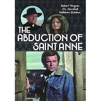 Abduction of Saint Anne [DVD] USA import
