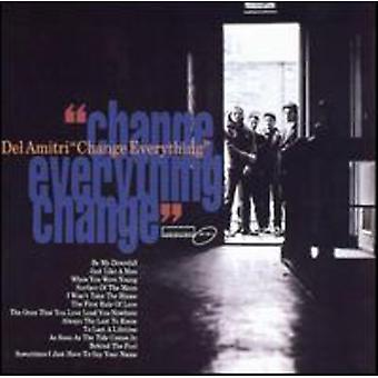 Del Amitri - importazione USA Change Everything [CD]