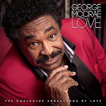 George McCrae - importation USA Love [Vinyl]
