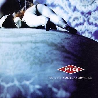 Cochon - véritable monstre américain [CD] USA import