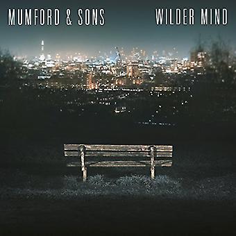 Mumford & Sons - Wilder Mind [CD] USA import