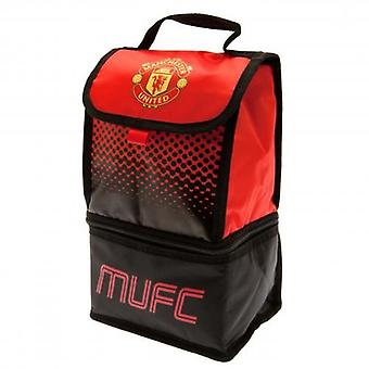 Manchester United 2 Pocket Lunch Bag