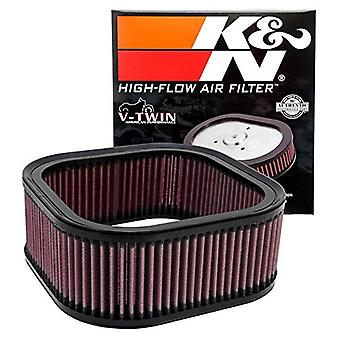 K&N HD-1102 Harley Davidson High Performance Replacement Air Filter