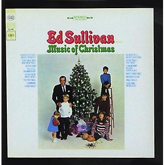 Ed Sullivan - Ed Sullivan Presents Music of Christmas [CD] USA import