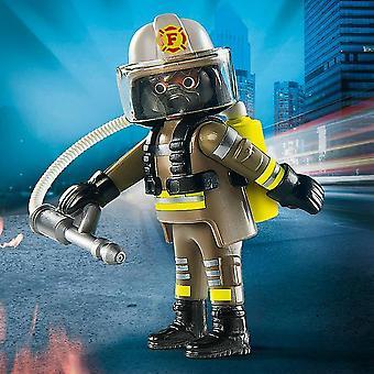 Playmobil 9336 Playmo-Friends Figure Firefighter