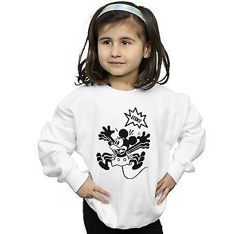 Disney Girls Mickey Mouse EEEEEK! Sweatshirt