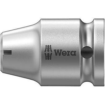 Wera 780 B 05042655001 Bitadapter Antrieb (Schraubendreher) 3/8 (10 mm) Abtrieb 1/4 (6,3 mm) 30 mm 1 Stk.