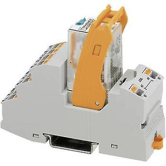 Phoenix kontakt RIF-2-RPT-LV-230AC/4X21 relæ komponent nominel spænding: 230 V AC koblings strøm (maks.): 5 A 4 Skift-overs 1 pc (er)