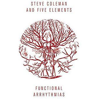 Steve Coleman & Five Elements - Functional Arrhythmias [CD] USA import