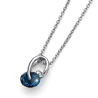 Oliver Weber Pendant Dream Rhodium