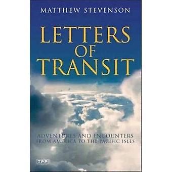 Kirjaimet Transit - esseitä Travel - historia - politiikka ja perhe
