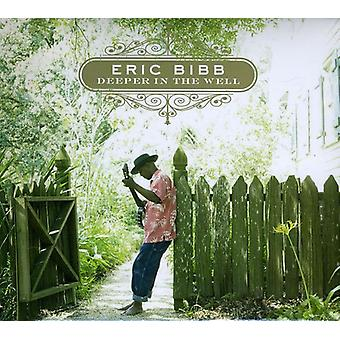 Eric Bibb - Deeper in the Well [CD] USA import