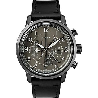 Timex miesten watch Waterbury lineaarinen chronograph 45 mm TW2R69000