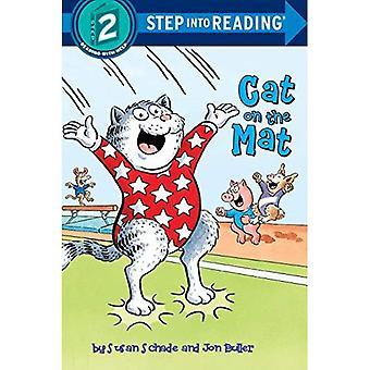 Kat op de Mat (weg naar het lezen van de serie: Mile 2)