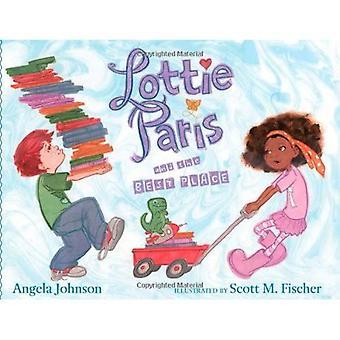 Lottie Parijs en de beste plaats