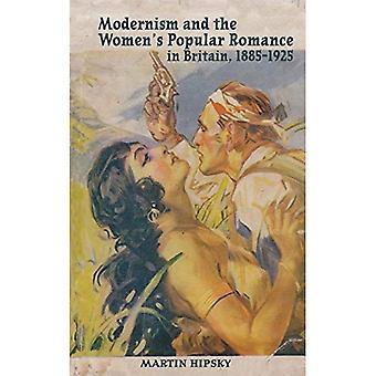 Moderne und beliebte Romantik der Frauen in Großbritannien, 1885-1925